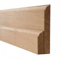 Oak Ovolo Skirting and Architrave