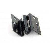 From The Anvil Black 2 1/2'' Stormproof Hinge 1951 (pair)
