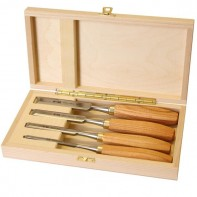 Pfeil 4 Piece Carpenters Chisel Set In Box
