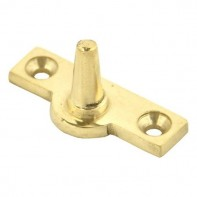 From The Anvil Polished Brass Offset Stay Pin