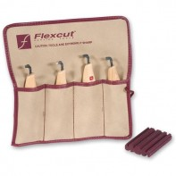 Flexcut Individual Carving Scorps