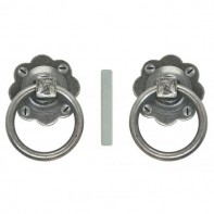 From The Anvil Pewter Patina Ring Handle Set