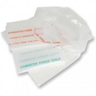Axminster Dust Extractor Waste Sacks