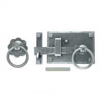 From The Anvil Pewter Patina Cottage Latch RH