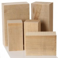 Lime Carving Blanks, 100mm thick, Sawn, Rectangles