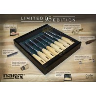 Narex 8 Piece Set 95 Years Limited Edition Set