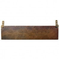 From the Anvil Bronze Letter Plate Cover