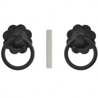 From the Anvil Black Ring Turn Handle Set