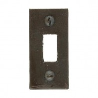 From the Anvil Beeswax Receiver Plate 2inch for A33128
