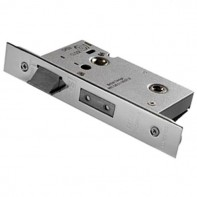From The Anvil 2 1/2inch Bathroom Mortice Lock - SSS