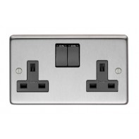 From The Anvil SSS Double 13 Amp Switched Socket