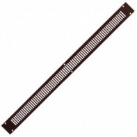 From The Anvil Brown Aluminium Large Grill 380mm