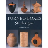 Turned Boxes 50 Designs