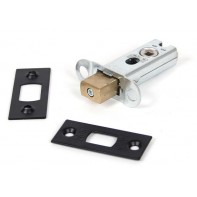 From The Anvil Black 2 1/2'' Heavy Duty Tubular Deadbolt