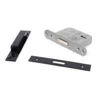 From The Anvil Black 2 1/2' BS 5 Lever Deadlock
