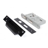 From The Anvil Black 3'' 5 Lever BS Sash Lock