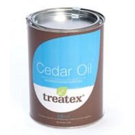 Treatex Exterior Cedar Oil
