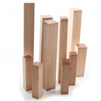 Cherry Spindle Blanks
