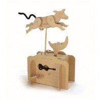 Cow Jumps Over the Moon Wooden Kit