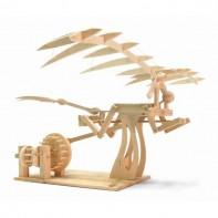 Da Vinci Ornithopter Wooden Kit