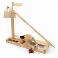 Medieval Trebuchet Wooden Kit
