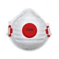 GVS Moulded FFP3 Valved Disposable Mask