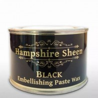 Hampshire Sheen Black Embellishing Wax