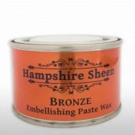 Hampshire Sheen Bronze Embellishing Wax