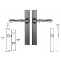 Finesse Multipoint Lock/Passage (unsprung)