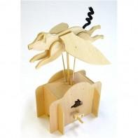 Flying Pig Wooden Kit