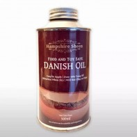 Hampshire Sheen Toy and Food Safe Danish Oil