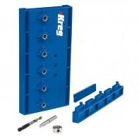 """Kreg 1/4"""" (6mm) Shelf Pin Drilling Jig"""