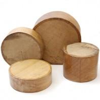 Oak Bowl Blanks 78mm thick