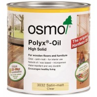 Osmo Polyx Oil Clear Satin Matt 3032