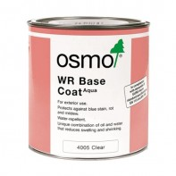 Osmo WR Aqua Base Coat 4005 Clear