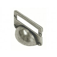 Finesse Leighton Genuine Pewter Cup Handle 32mm
