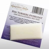 Hampshire Sheen Pen Turners Overcoat Wax Stick