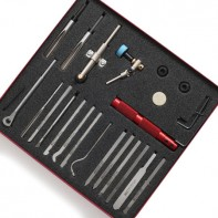Robert Sorby 18 Tool Modular Micro Set