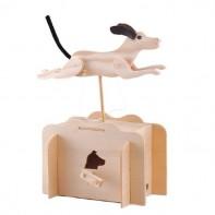 Running Dog  Wooden Kit