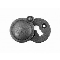 Stonebridge Round Escutcheon With Cover Forged Steel finish