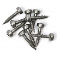 Kreg Zinc Pocket-Hole Screws Panhead, Fine Thread