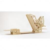 Straus Bascule Bridge Wooden Kit