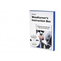 Tormek TNT-300 Woodturners Instruction Box