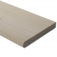 Tulipwood Window Board - Bullnose