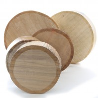 Tulipwood Bowl Blanks 64mm thick