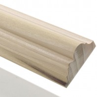 Tulipwood Dado Rail F50
