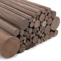 Walnut Dowels