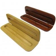 Planet Wooden Pen Cases