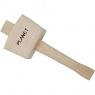 Planet Wooden Mallet