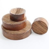 Zebrano Bowl Blanks